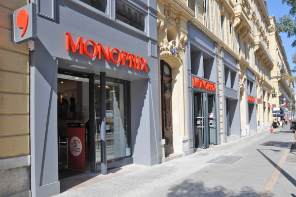 Casino's Monoprix teams up with Amazon for grocery delivery
