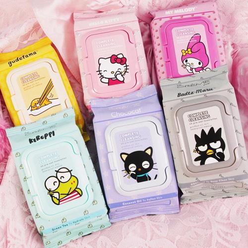 Premium Beauty News Des soins de la peau Hello Kitty