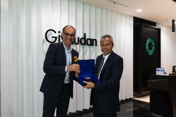 Premium Beauty News - Givaudan expands in Indonesia with new