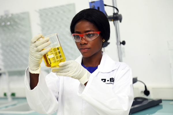 Premium Beauty News - BASF opens a laboratory in Nigeria to better