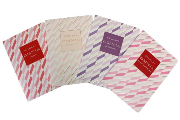 Premium Beauty News Carestia Arcade Beauty Perfumes Notebooks For
