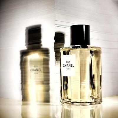 Premium Beauty News Boy Le Nouveau Parfum De Chanel Joue Avec Les
