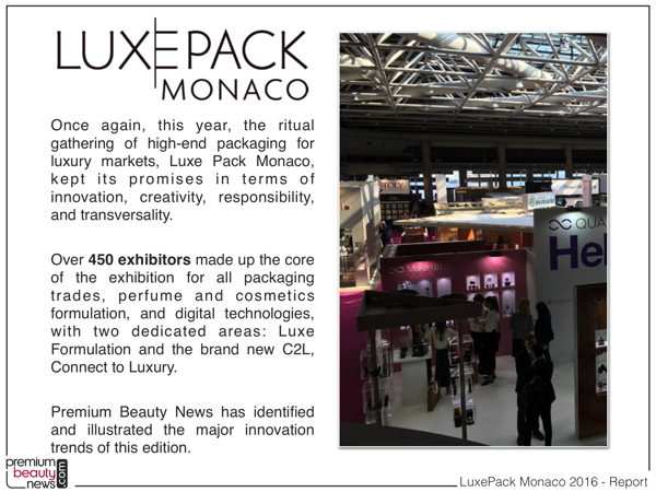 premium beauty news luxe pack monaco 2016 show report luxe pack