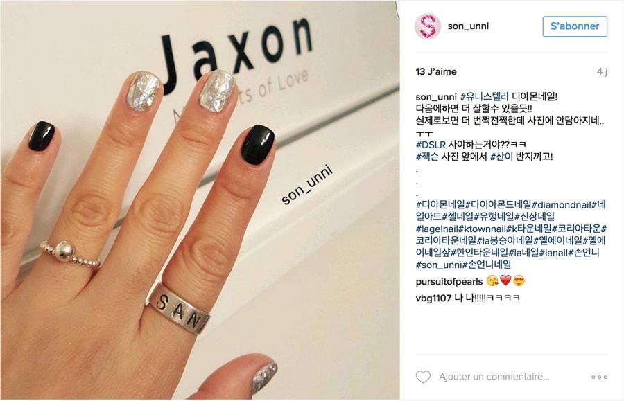 Premium Beauty News - \'Diamond nails\' the new Korean beauty trend ...