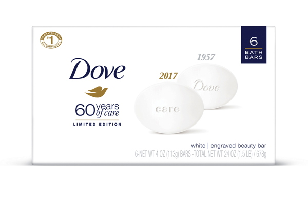 Dove's Beauty Bar turns 60