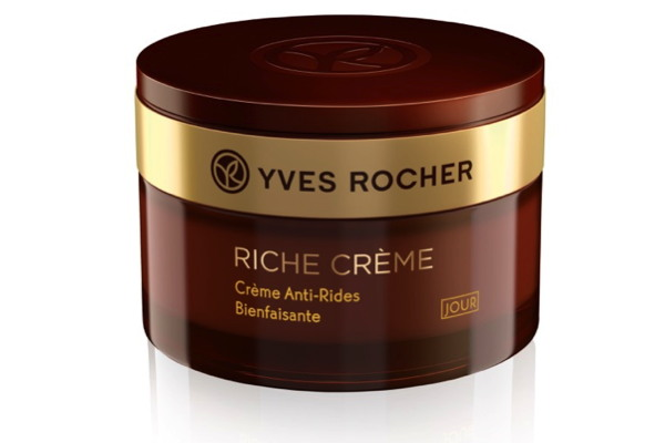 premium beauty news yves rocher creates a complete range for the iconic riche cr me. Black Bedroom Furniture Sets. Home Design Ideas