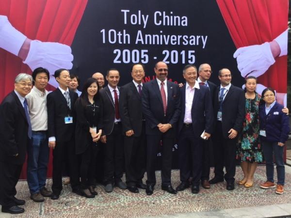 Premium Beauty News Toly China Celebrates Its 10th