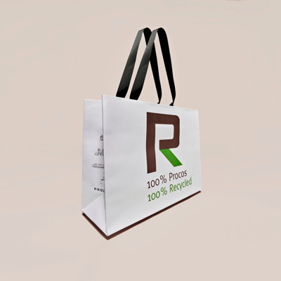 Premium Beauty News - Procos unveils new 100% recycled bag