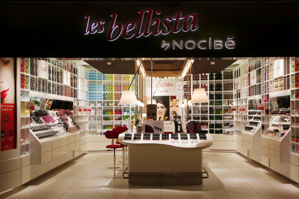 Nocibé: New Store Concept Dedicated