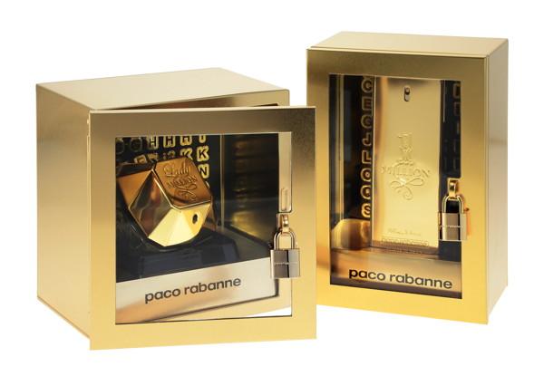 85a3ee23586 Premium Beauty News - Paco Rabanne Coffrets  the metal choice