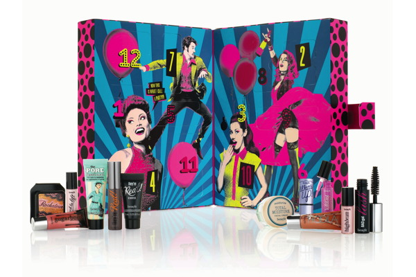 calendrier noel 2018 benefit Premium Beauty News   Beauty brands tap into the Advent calendars  calendrier noel 2018 benefit