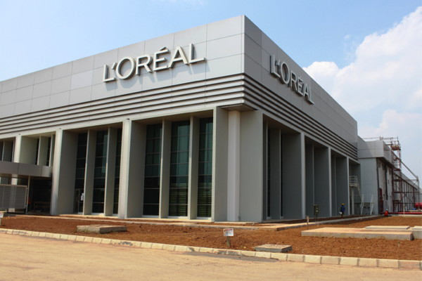 L'Oréal inaugurates giant factory in Indonesia to serve South-East Asian markets