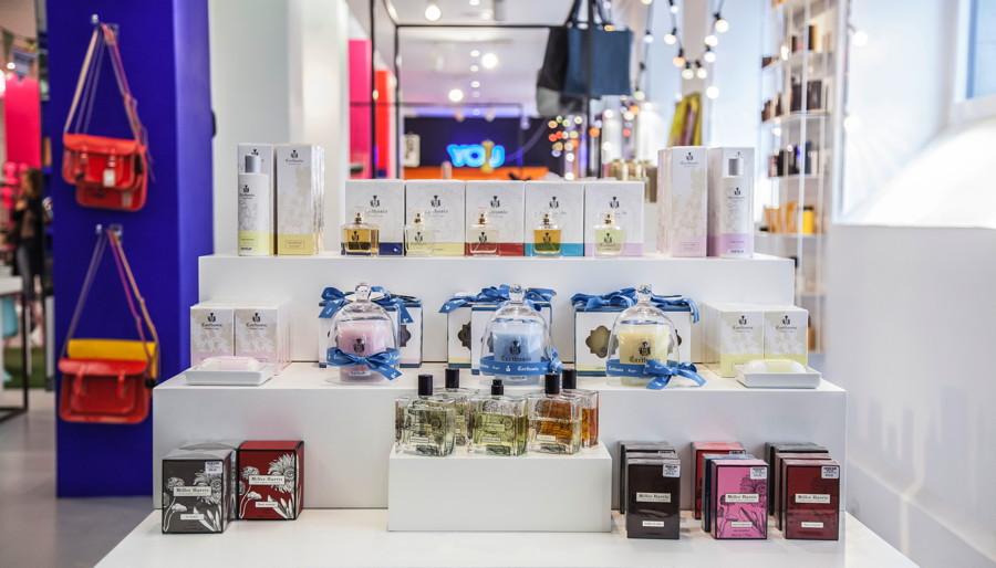premium beauty news paris the conran shop s ouvre la parfumerie d exception. Black Bedroom Furniture Sets. Home Design Ideas
