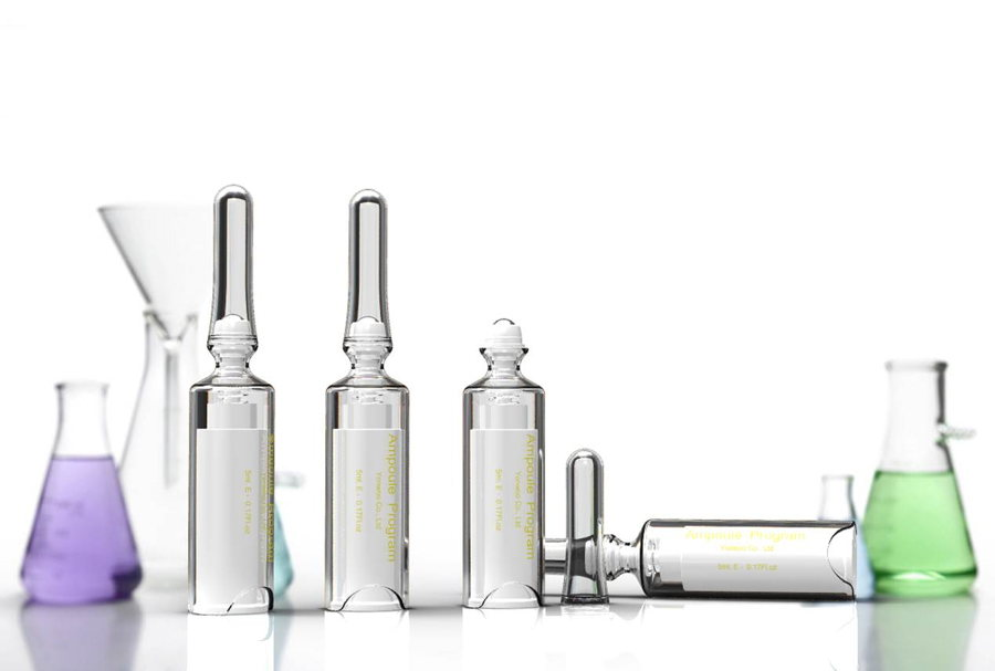 Premium Beauty News - Yonwoo launches airless ampoules, for home spa