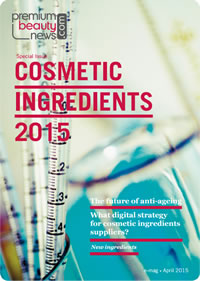 Premium Beauty News - Cosmetic ingredients 2015