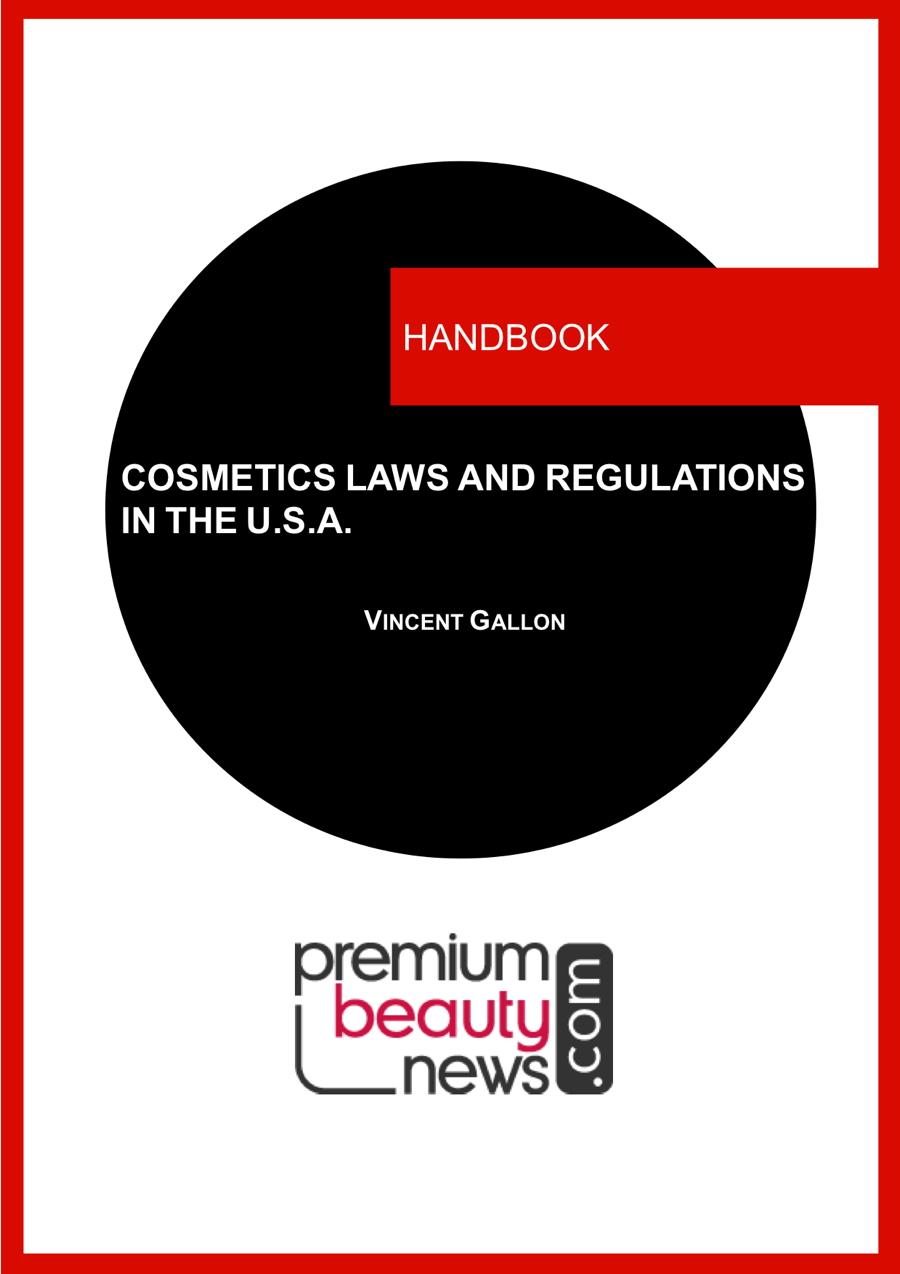 Premium Beauty News - Handbook  Cosmetics laws & regulations