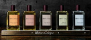 Sylvie Ganter and Christophe Cervasel, founders and managers of Atelier Cologne