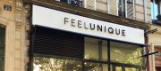 The new Feelunique shop in Paris includes a hair care area and three treatment and massage rooms. Photo: Feelunique