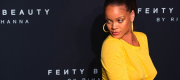 Rihanna celebrating the launch of her beauty brand, Fenty Beauty by Rihanna - Photo: © Bryan R. Smith / AFP