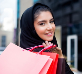 Sales of beauty and personal care products grew by 10% in the Gulf Cooperation Council (GCC) grew by 10% in 2016 reaching US$ 9.3 billion. Photo: © clicksahead / shutterstock.com
