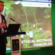 Rik Kutsch Lojenga, Executive Director of Union for Ethical BioTrade at the (...)