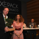 Thomas Riou (Verescence's CEO) receives the Luxe Pack in Green award (...)