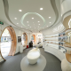 Inside the CHLITINA flagship beauty salon on Huai Hai Middle Road in (...)