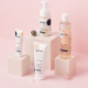 Gallinée is a range of skin microbiome-balancing skincare products