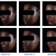 Effect of Bix'Activ® on skin shininess in three female African volunteers. D0 (...)