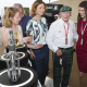 F1 legend SirJackie Stewart at the Launch of the F1 fragrance at the (...)