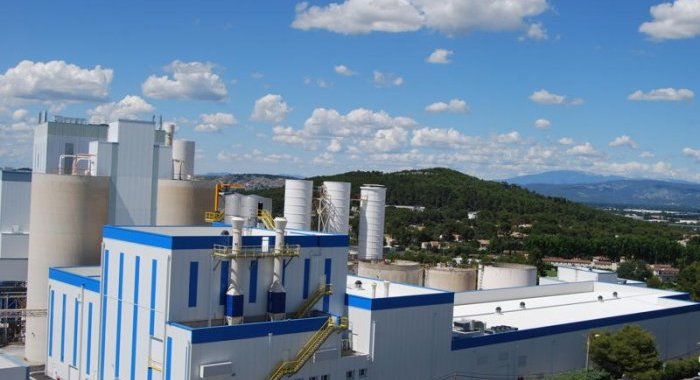 Omya completes expansion of calcium carbonate production plant in France