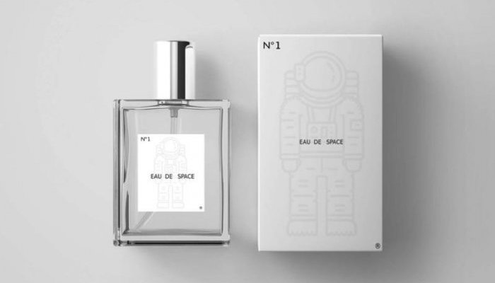 Linked perfume recreates the 'smell of space'