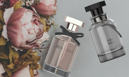 An iconic bottle that will enhance your precious male and female fragrance