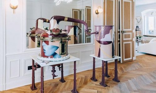 Symrise inaugurates a fragrance oasis in the heart of Paris