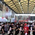 China Beauty Expo was held in Shanghai from 9-11 July on 15 halls and 17 temporary halls