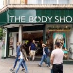 The Body Shop Oxford Street shop in London (Photo: Natura &Co)