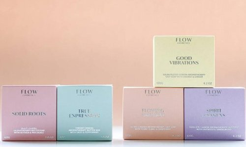 Flow Cosmetics choisit les cartons durables Metsä Board