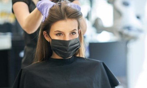Masks can efficiently prevent coronavirus transmission at hair salon: study