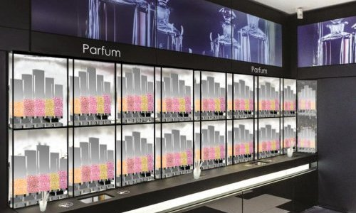 French packaging and perfumery students reinvent fragrance testing (2/2)