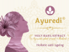 Ayuredi, from an ayurvedic plant to a holistic anti-ageing active ingredient