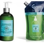 L'Occitane en Provence already offers eco-refills for its shampoos and an average of 30% recycled PET in its bottles. The brand wants to switch to 100% PET by 2025. (Photo: Courtesy of L'Occitane)