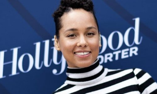Alicia Keys teams up with E.l.f. Beauty to launch her beauty line