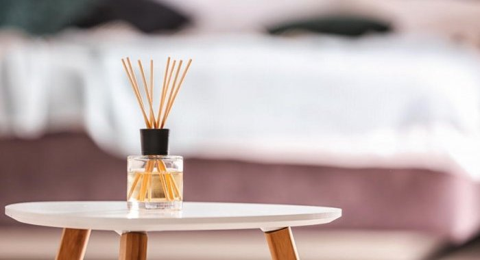 From candle to technology: comfy perfumes in swinging homes
