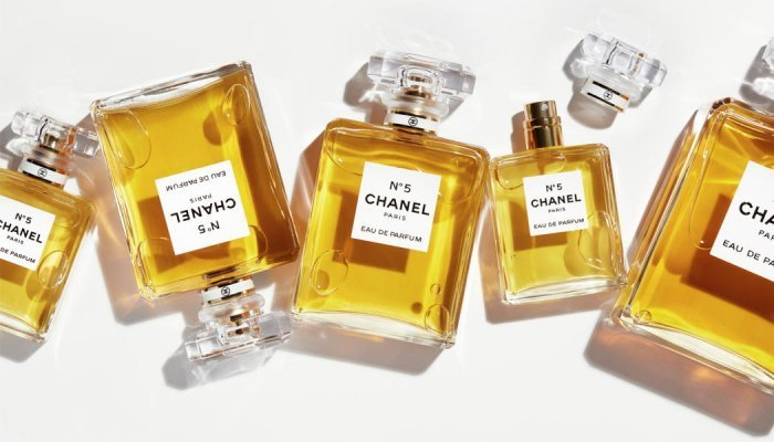Chanel and Group Pochet join forces to create a recycled glass bottle for N°5
