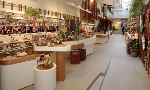 Natura opens phygital flagship store on Oscar Freire Street, in São Paulo