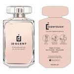 With SCENTOUCH®, iD Scent launches new generation of fragrance samples