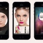 Makeup Genius app by L'Oréal Paris