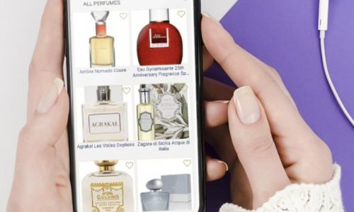 O My Note, the perfume app focused on emotions