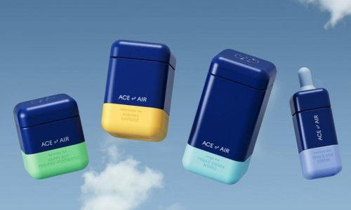 "Ace of Air enters the beauty market with a ""return the empty packaging"" model"