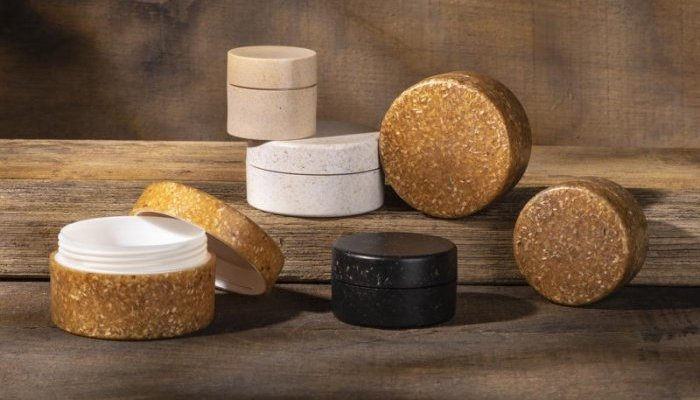 Quadpack launches biodegradable and compostable cosmetic jars